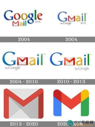 Gmail 图标